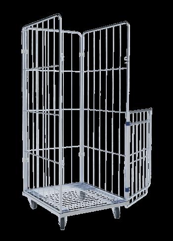 Premium III XXL 4.0 Stahlboden WPS47208101800B00000 geöffnet