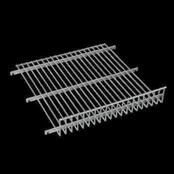 Drahtzwischenboden mit Aufkantung (600 x 600 mm) ZD600MRKFC002